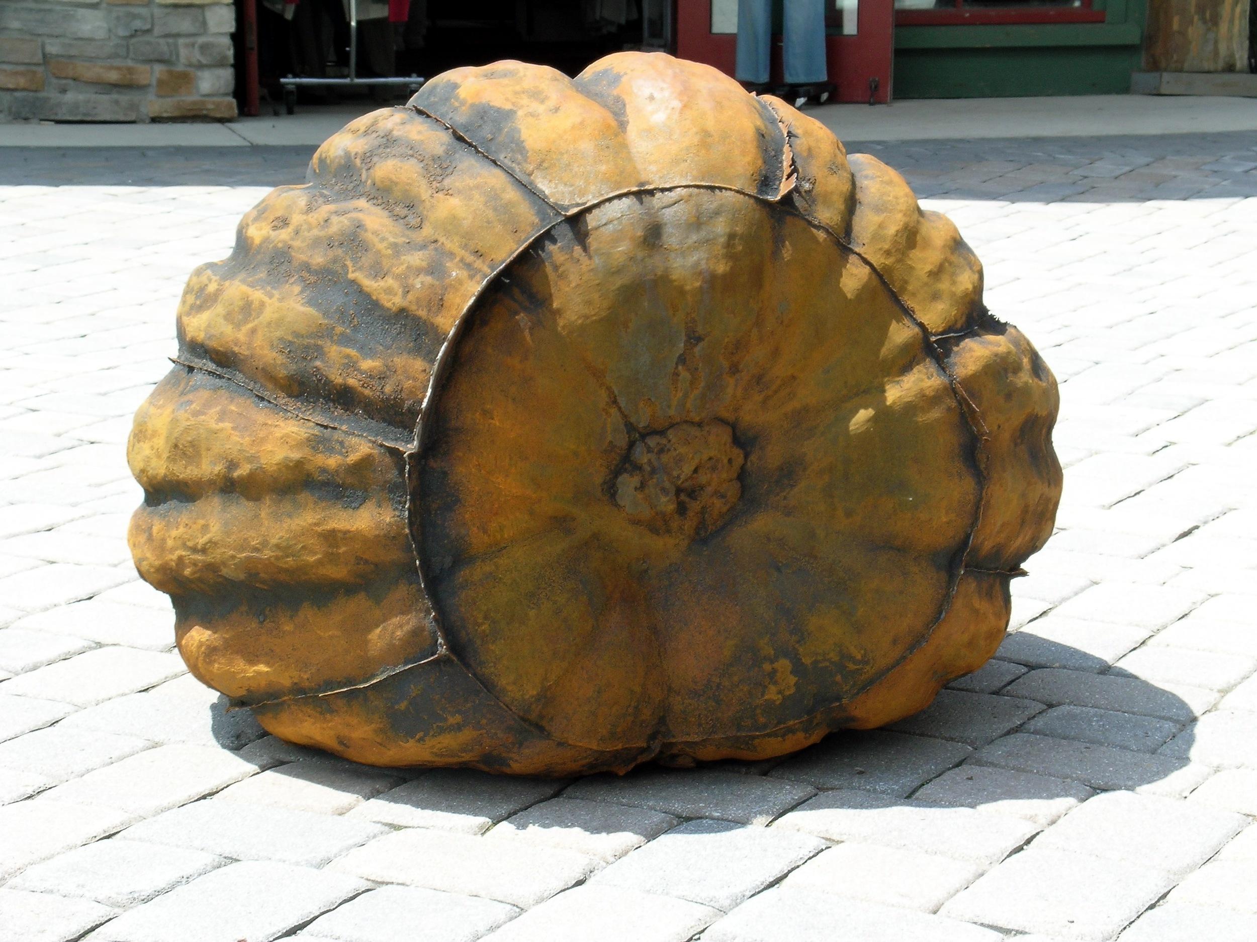 Iron Pumpkin