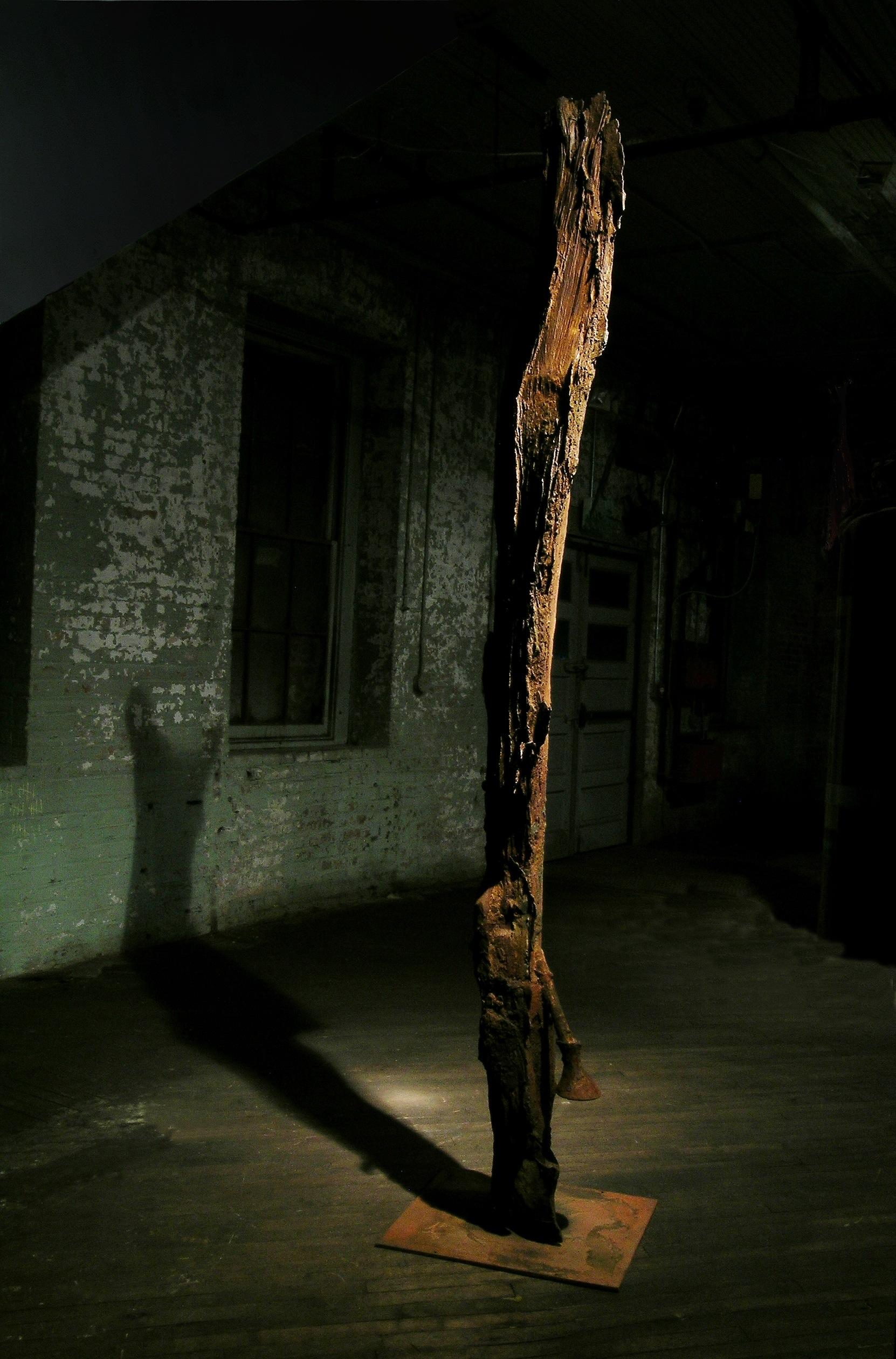 Balzac - Homage to Rodin  2008