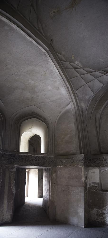 White Chamber - Agra Fort / Rajasthan