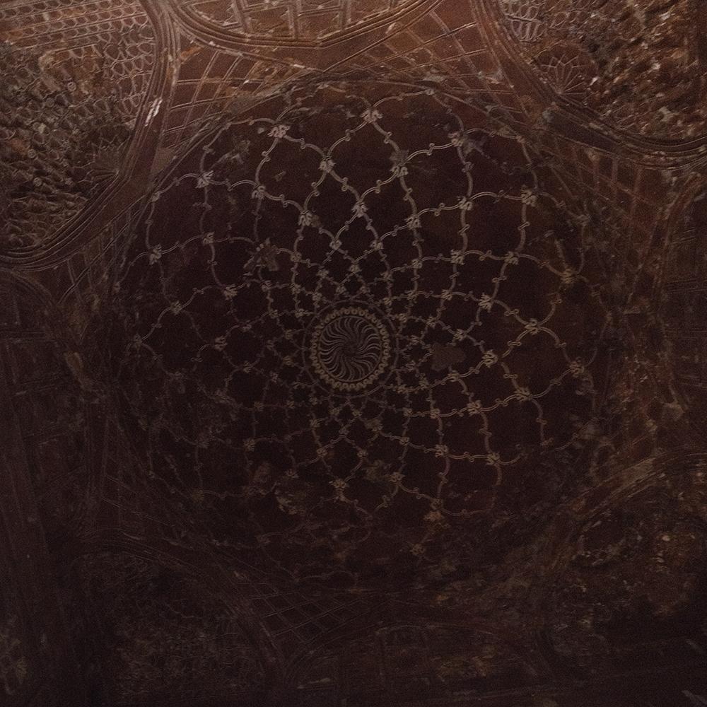 Dome / Taj Mahal   2015