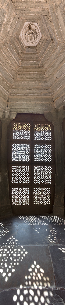 Shadow Screen Dome - Amber Fort / Rajasthan