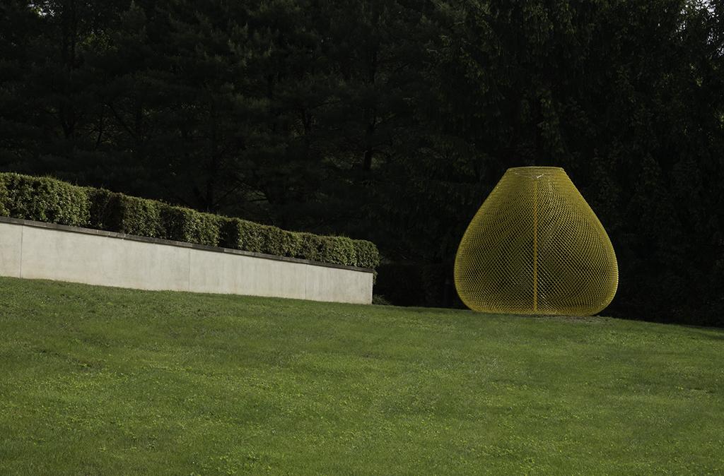 Yellow /Homage to van Gogh @ The Katonah Art Museum, NY