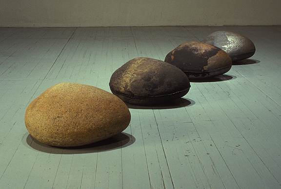 Ocean Boulders I  1999