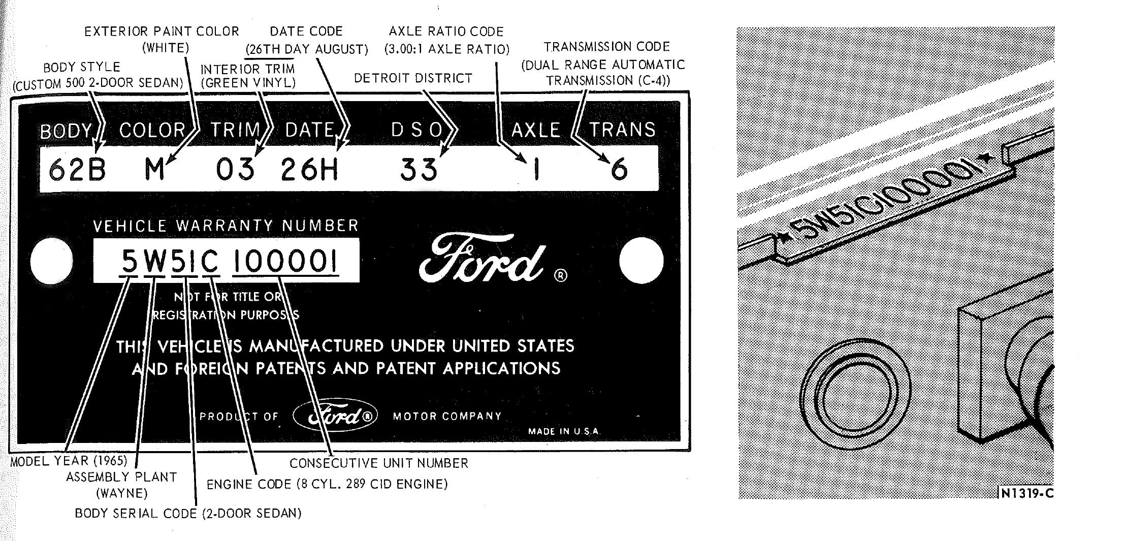 1965 — SoCal Galaxie Club