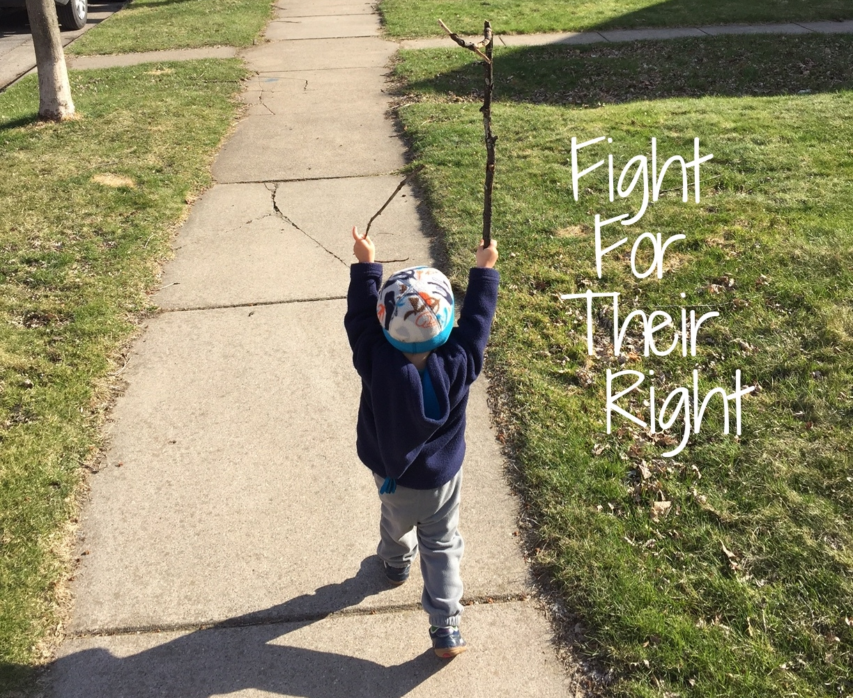 Fight For Their Right