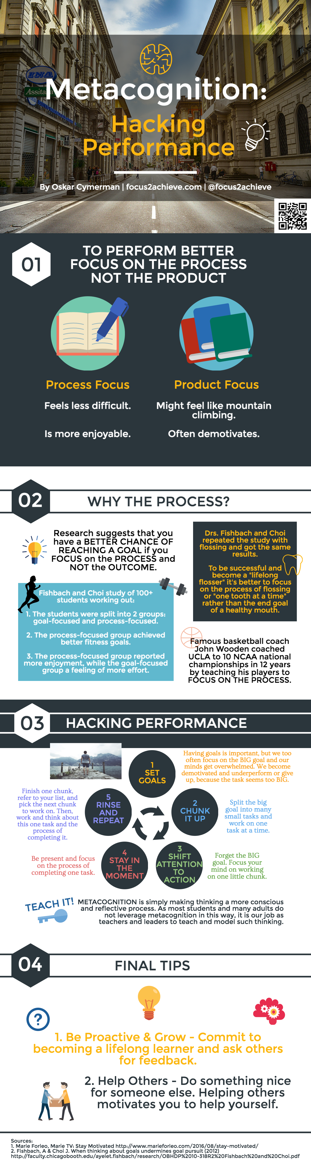 Metacognition: Hacking Performance