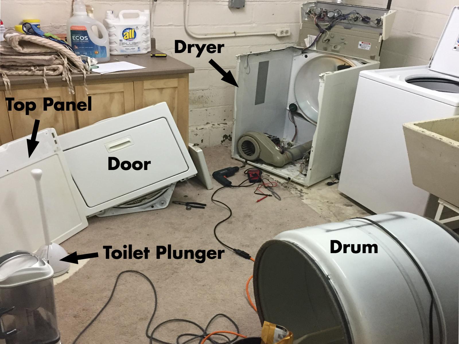 Small Wins Dryer