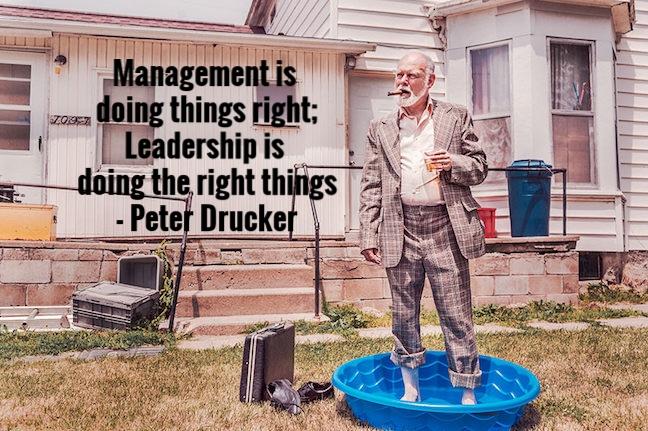 3 essentials of leadership