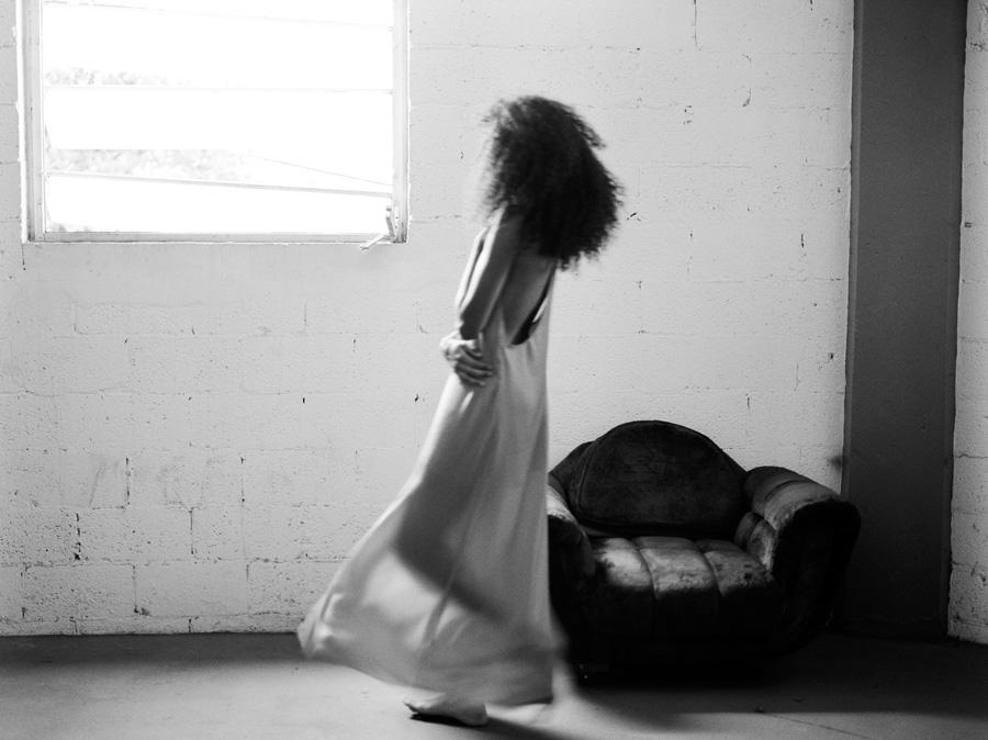 South Florida Portrait Photographer Denice Lachapelle black model miami