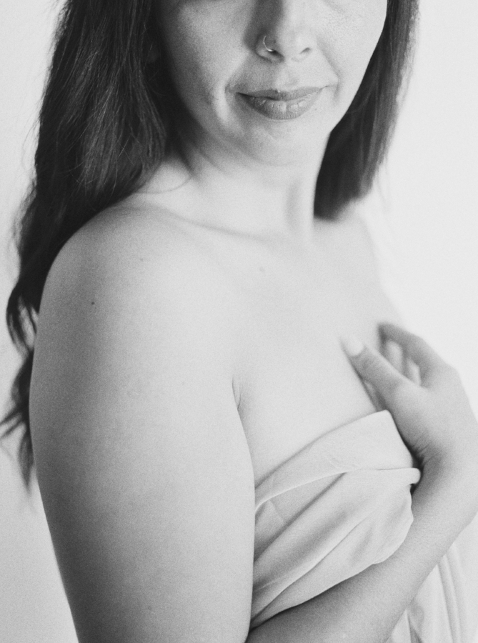 South Florida Boudoir Photographer positive body image by Denice Lachapelle Photography