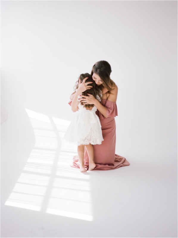 Mommy and Me Session Miami Florida South Florida Family Photographer Denice Lachapelle Photography Organic Portraits of Mother and Daughter in Miami