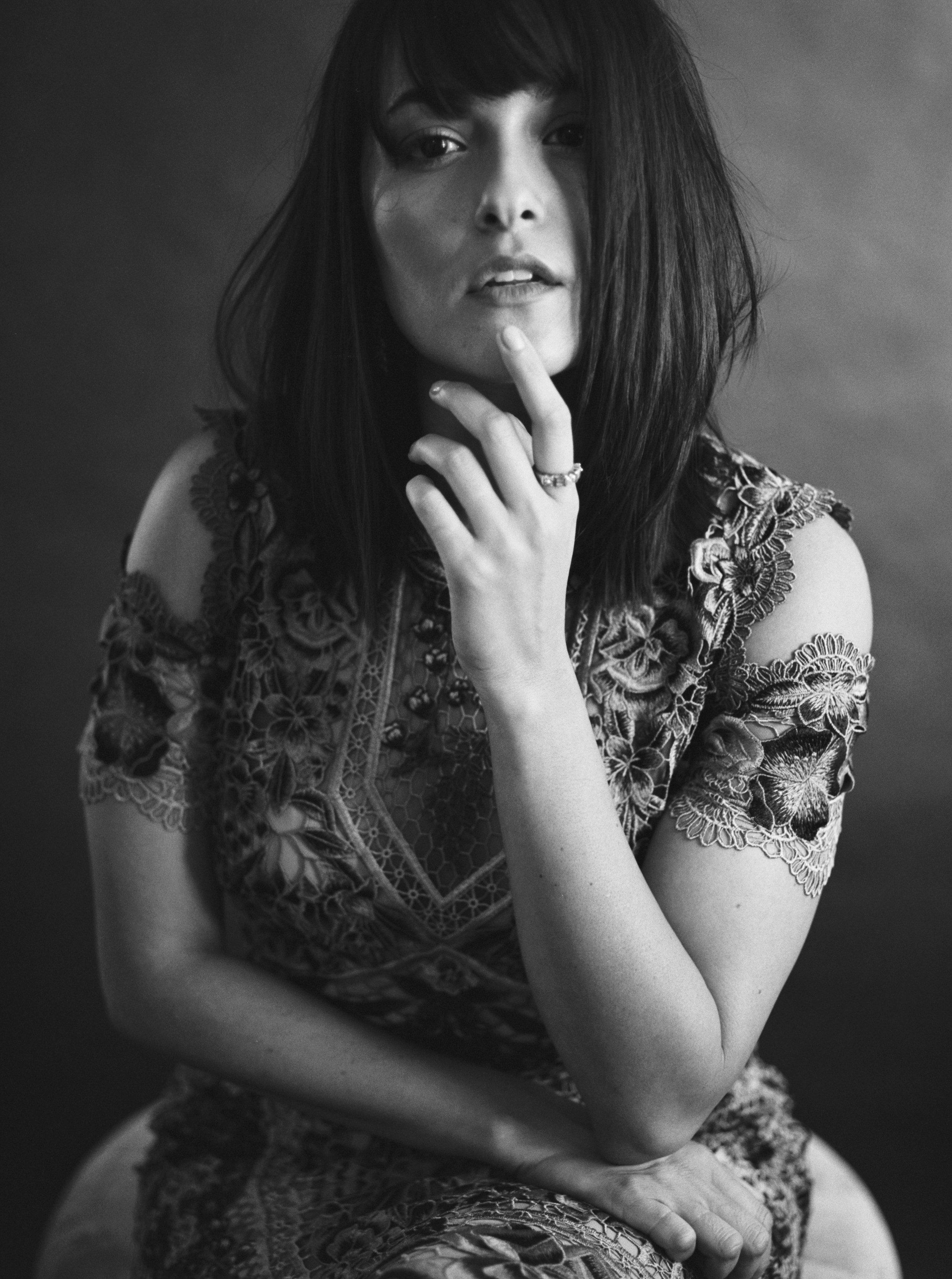 black and white photo miami studio photographer denice lachapelle.jpg