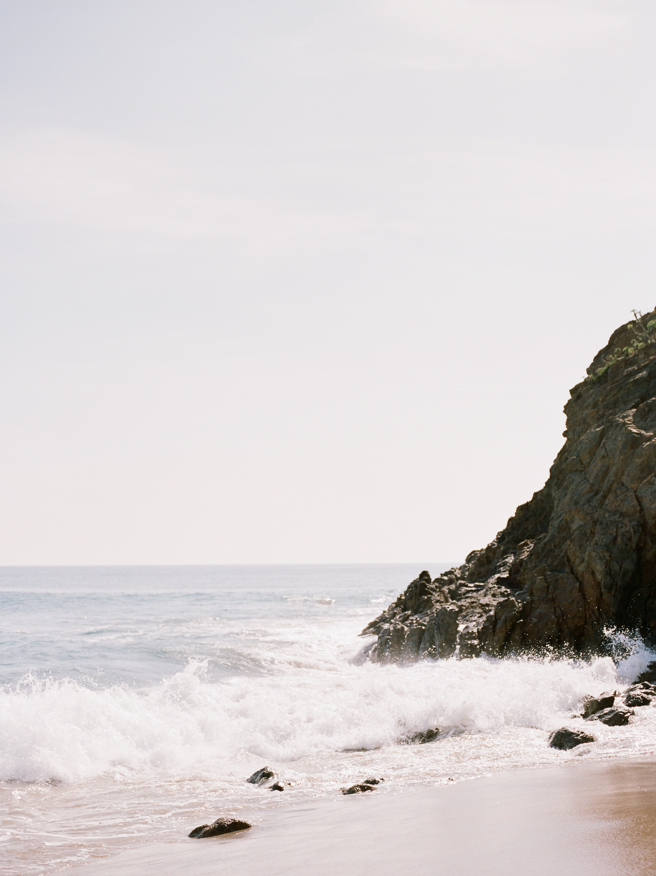 Why Authenticity Matters Portraits in Point Dume, Los Angeles, California Destination Photographer