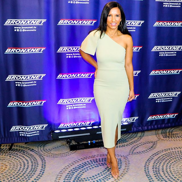@BronxNet is celebrating 25 YEARS. That's 25 YEARS of covering #TheBronx and telling *our* stories...before it was trendy to do so. As a Bronxite and #BronxNet alum, I couldn't be more honored to attend and represent @BronxDems all the while celebrating this organization's ongoing and unwavering determination to tackle the misrepresentation of The Bronx. #BronxStrong