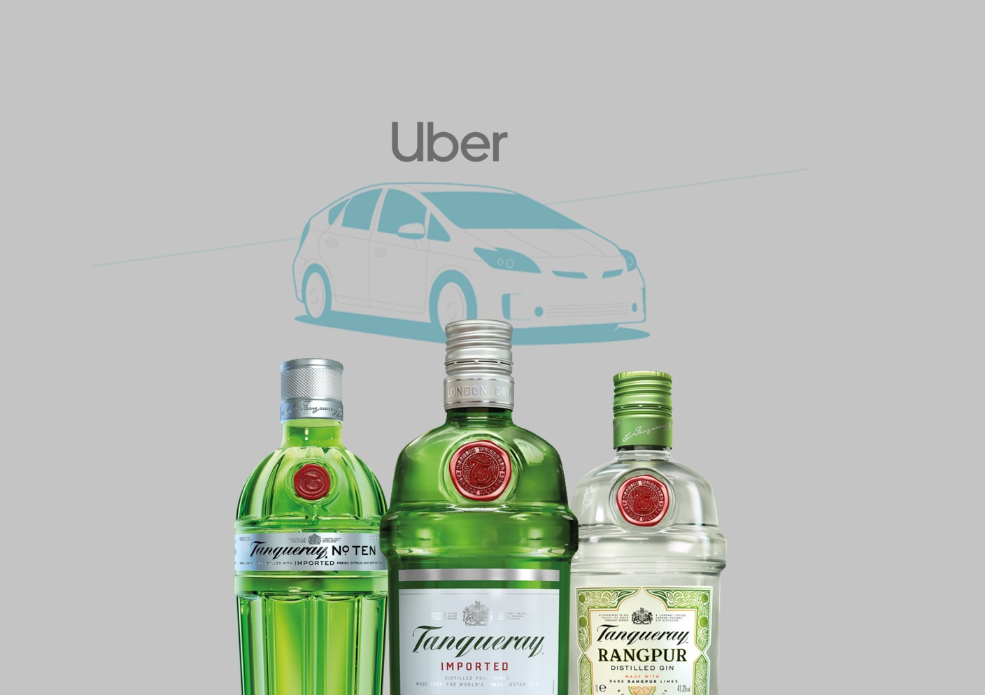 """Get Home Safe - Ketel One and Tanqueray want to do their part to make sure you get home safe. Please use code """"eitf769"""" for a $5 Uber Credit home today."""