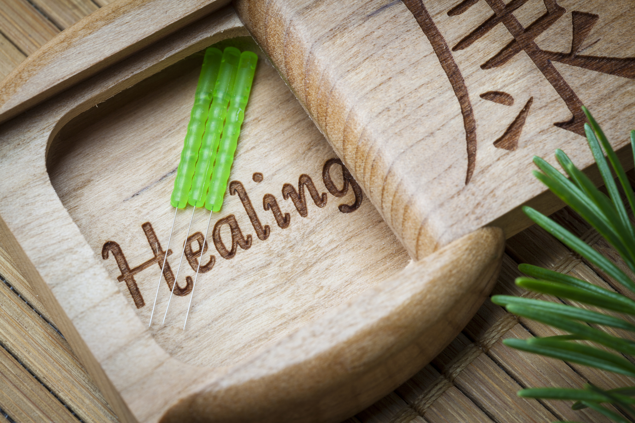 healing acupuncture