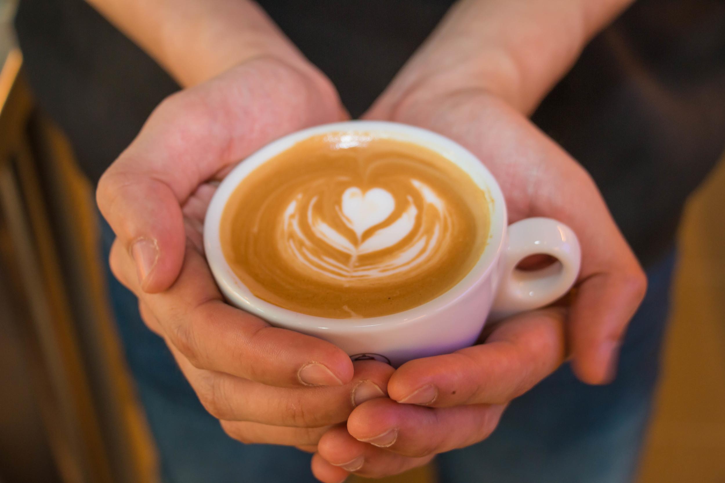 Gourmet Coffee and Tea | Cafe Melba at Mediapolis