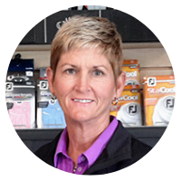 Helen Kurtin    Owner and Director,  St. Louis Golf Academy   PGA and LPGA Member Titleist certified & nationally renowned golf instructor    Read Helen's bio.