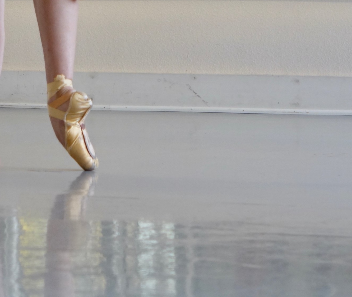 $50 - Signed Pointe Shoes - For a donation of $50 you will receive a signed pair of pointe shoes from one of the PDX Contemporary Ballet dancers!Availability: While they last!