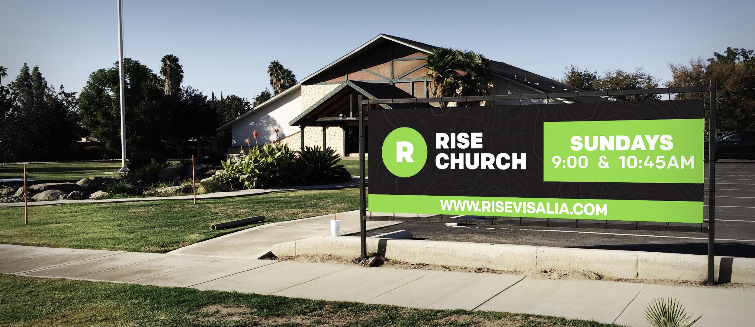 Rise Church Visalia
