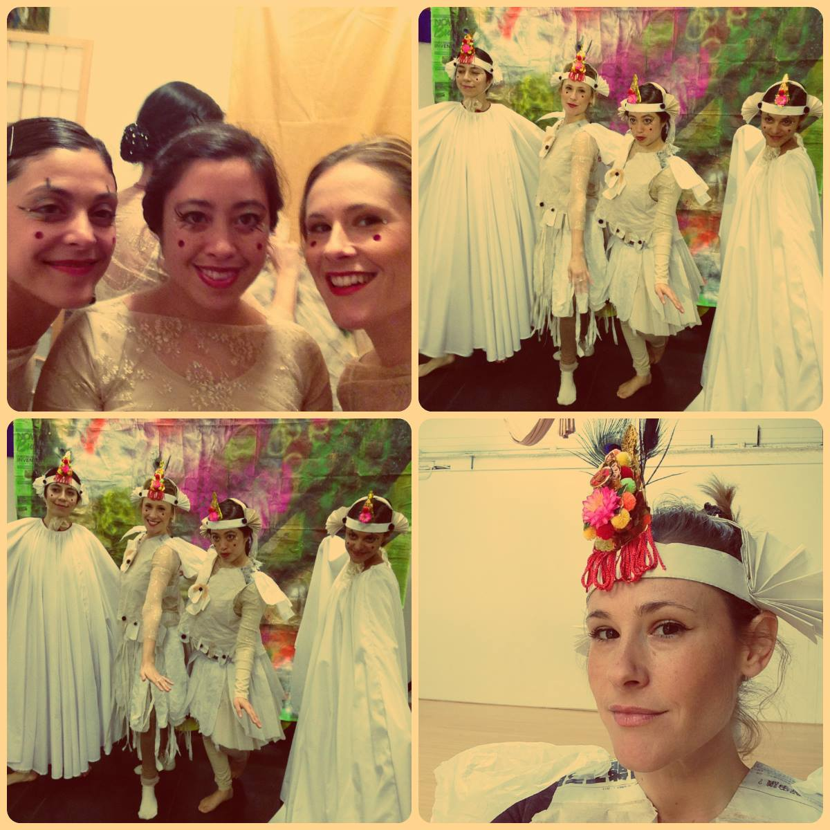 With the Tea Dancers, SF