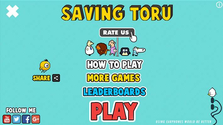 saving toru title