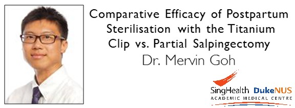 Comparative Efficacy of Postpartum Sterilliasation with the Titanium Clip vs Partial Salpingectomy.JPG