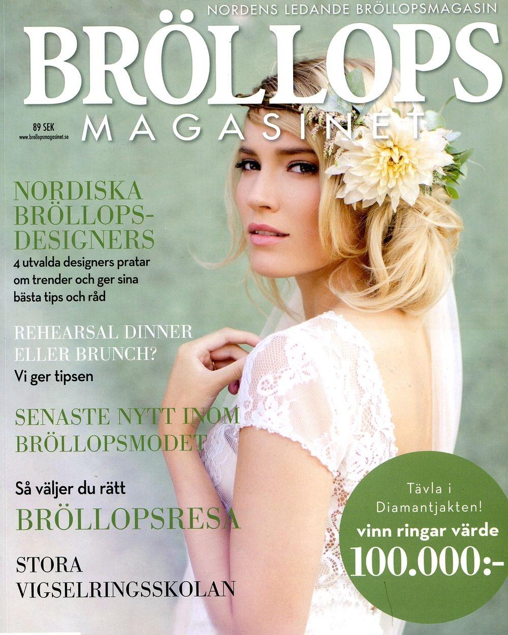 Bröllops Magasinet September-October 2016