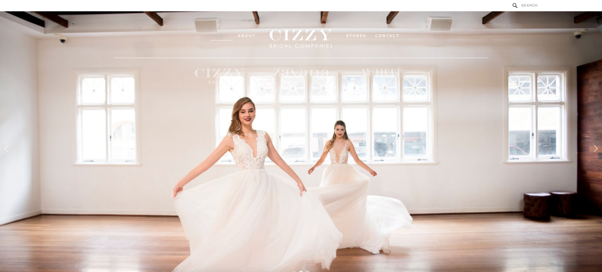 CIZZY BRIDAL COMPANIES - BRIDAL WEBSITE