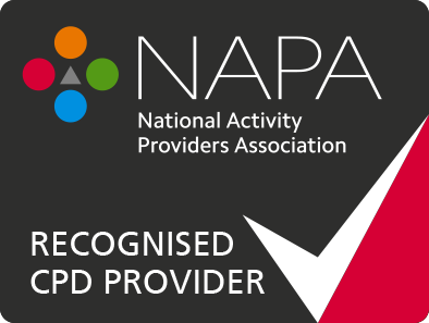 NAPA Recognised CPD provider.png