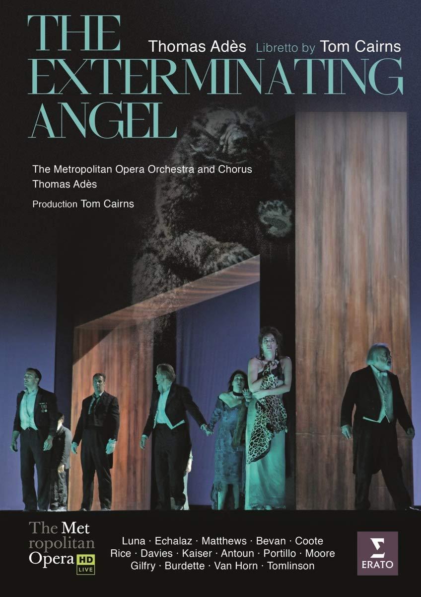 Adès DVD The Exterminating Angel