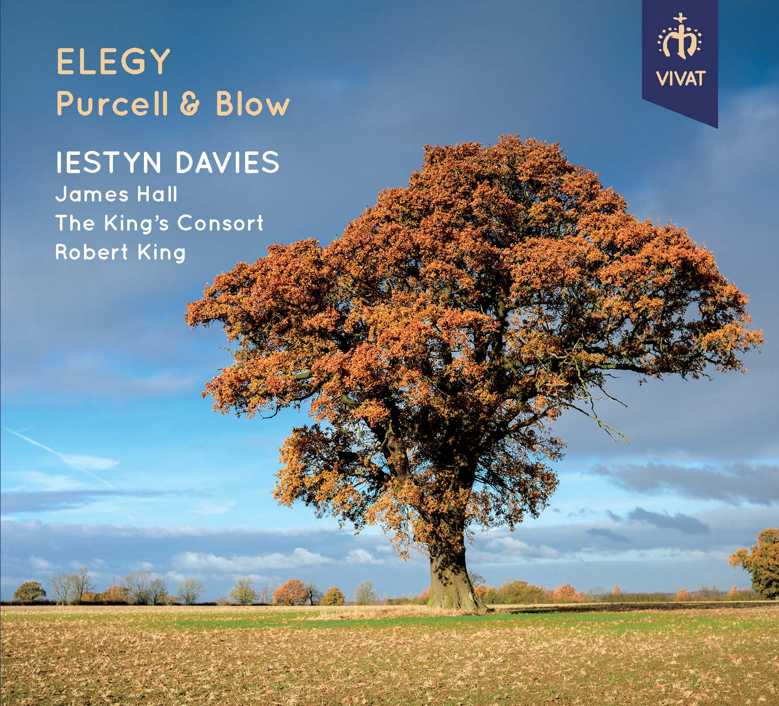 Elegy - Purcell Duets & Songs