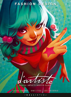 D'ARTISTE: FASHION DESIGN   BALLISTIC PUBLISHING