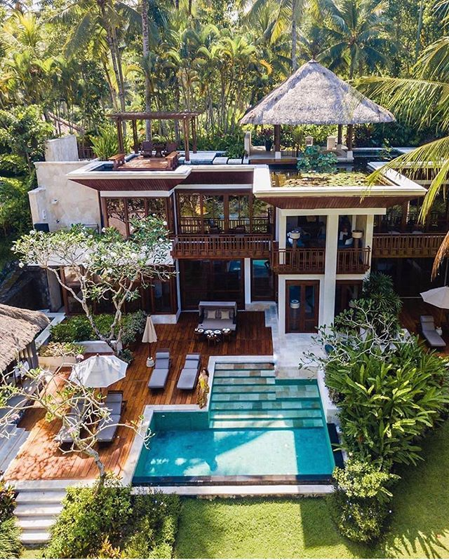 High Grade villa in Bali. Tag someone you would take here 👇🏼 #highgradeapproved