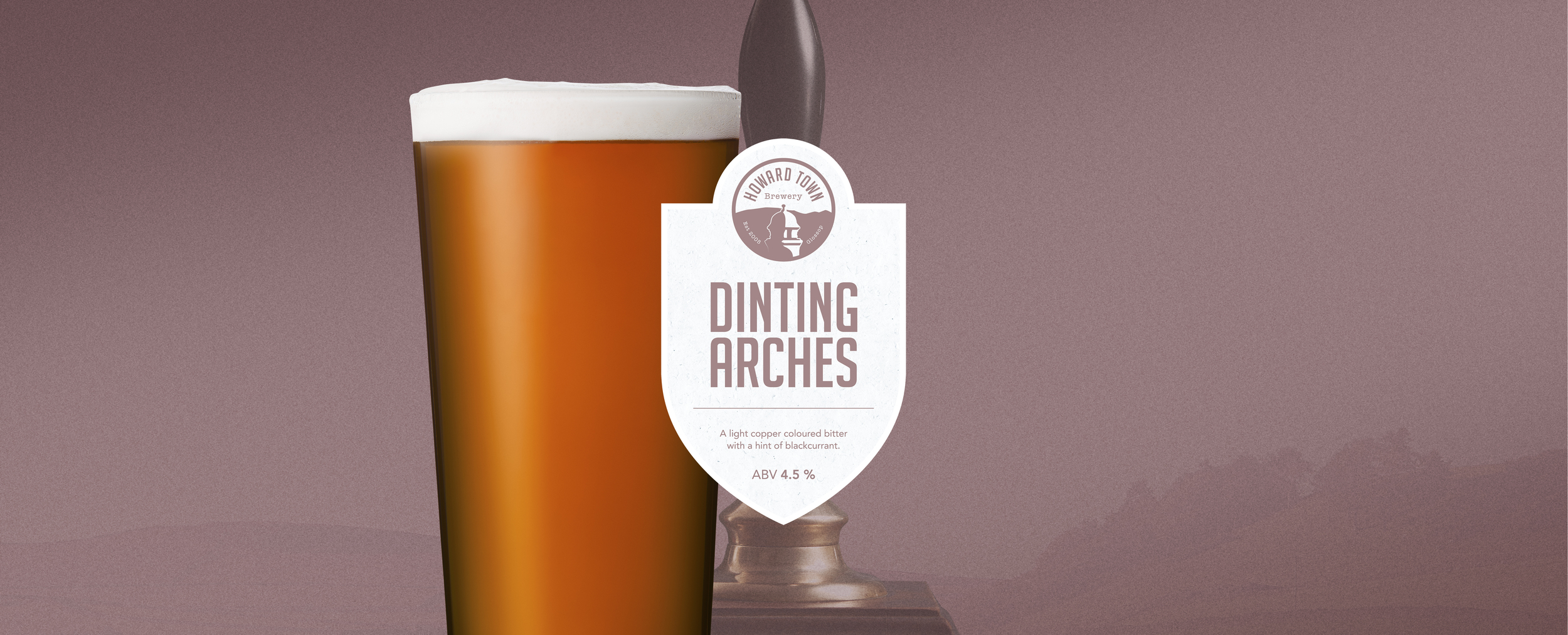 A light copper coloured bitter with a hint of blackcurrant. 4.5%ABV   An occasional brew these days since Superfortress took its place on the Mainstay list.