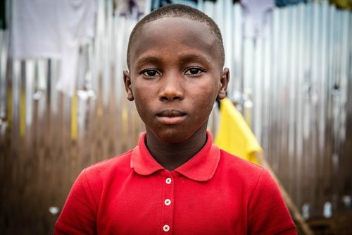 Niño Street Child