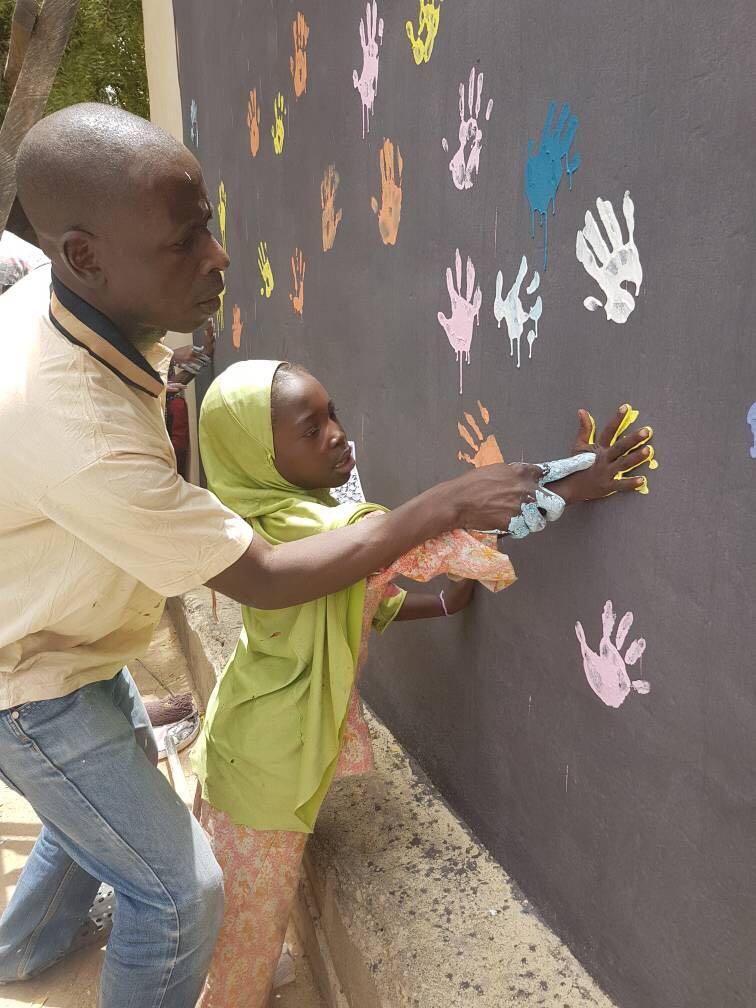 Projecto Nigeria Street Child