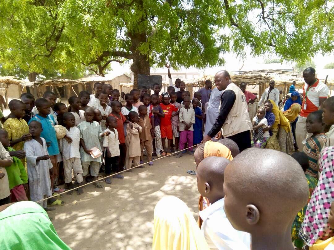 Proyecto Nigeria Street Child