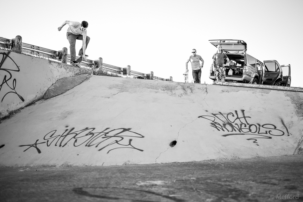 Backside Stinkpick photo: SHAUN MEFFORD