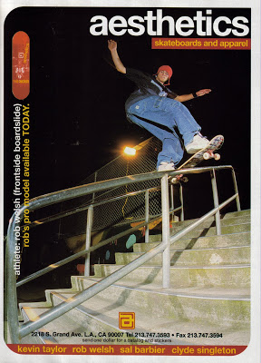 Rob Welsh: A Journey From Fresh to Hesh