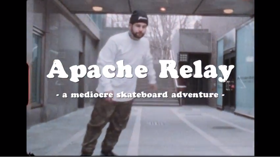 SMLTalk Feature: Apache Relay, a  Richie woolbert full-length video