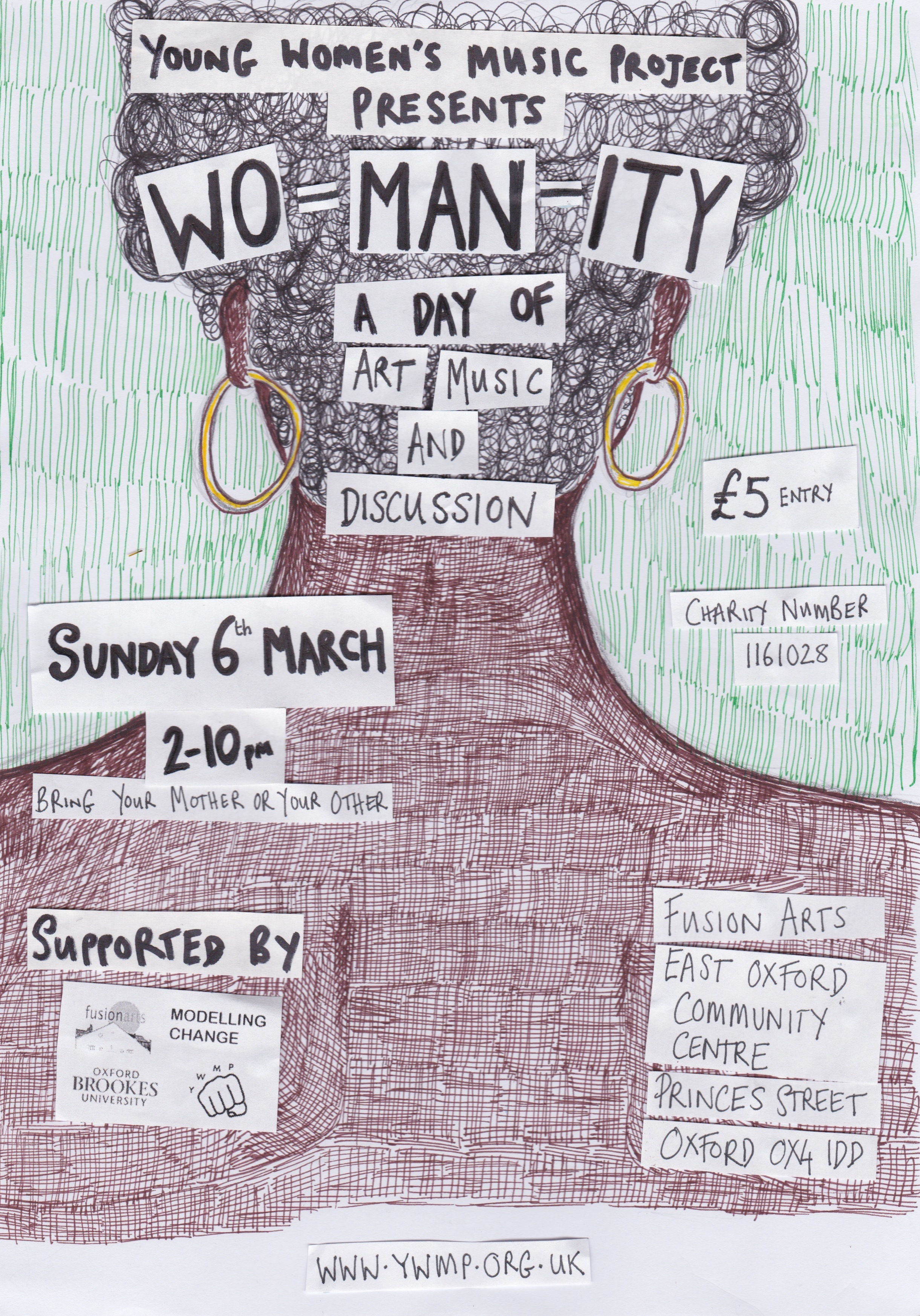 Poster by Milly Cope