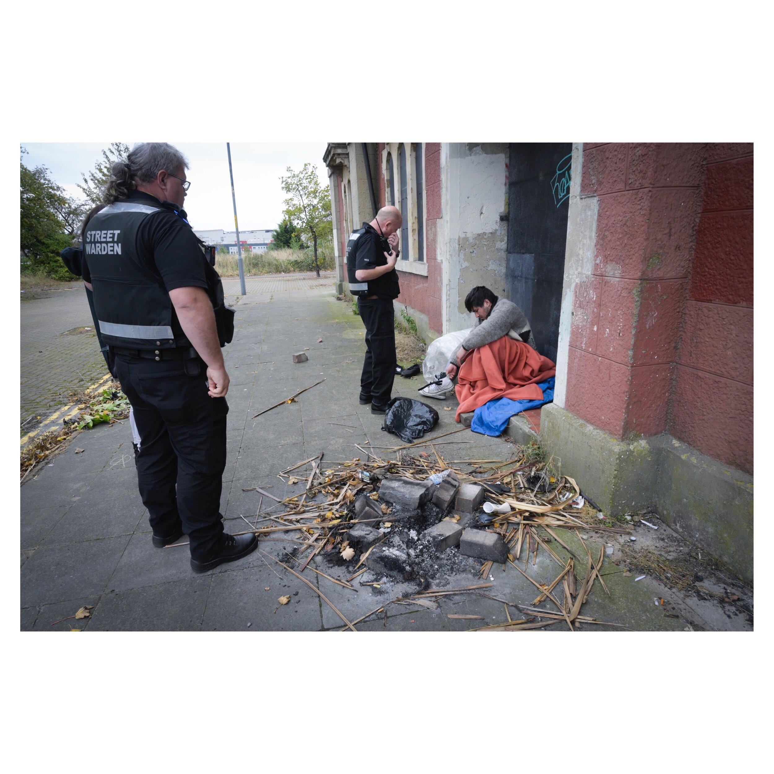 Middlesborough Street wardens