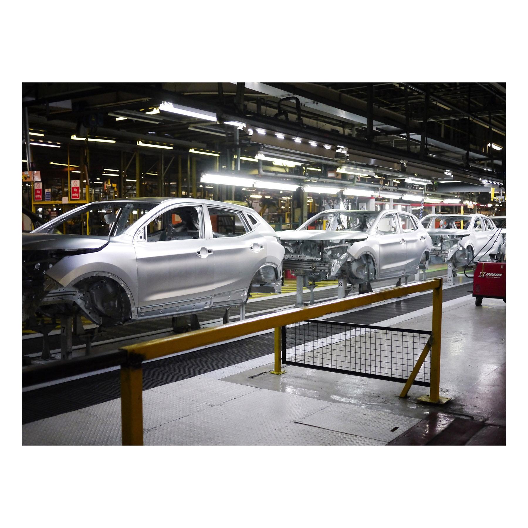 Nissan Motor Manufacturing UK, Sunderland plant, Sunderland, Tyne and Wear, 11/3 2014.Photo ©:Mark Pinder+44 (0)7768 211174mark@markpinderphotography.co.uk