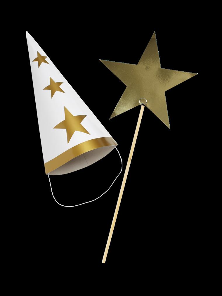 """Stjärngosse"" hat and star - Kappahl, 59 SEK"
