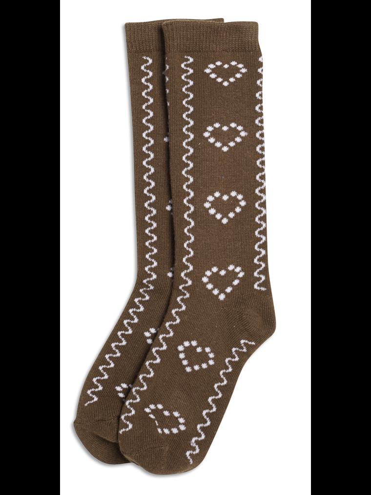 Gingerbread socks - Kappahl, 149 SEK