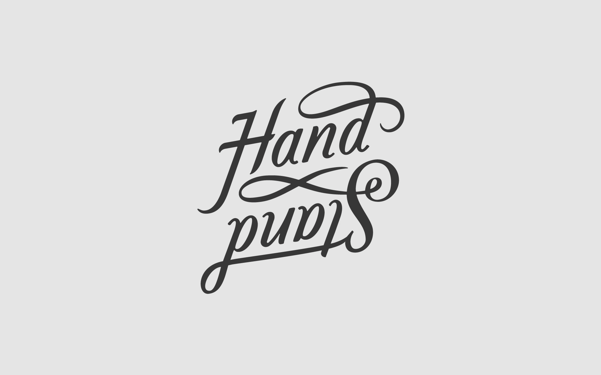 duNord_Typography_HandStand