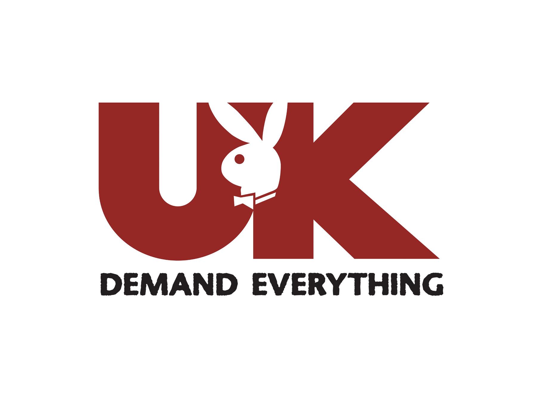 Playboy UK Master Logo -