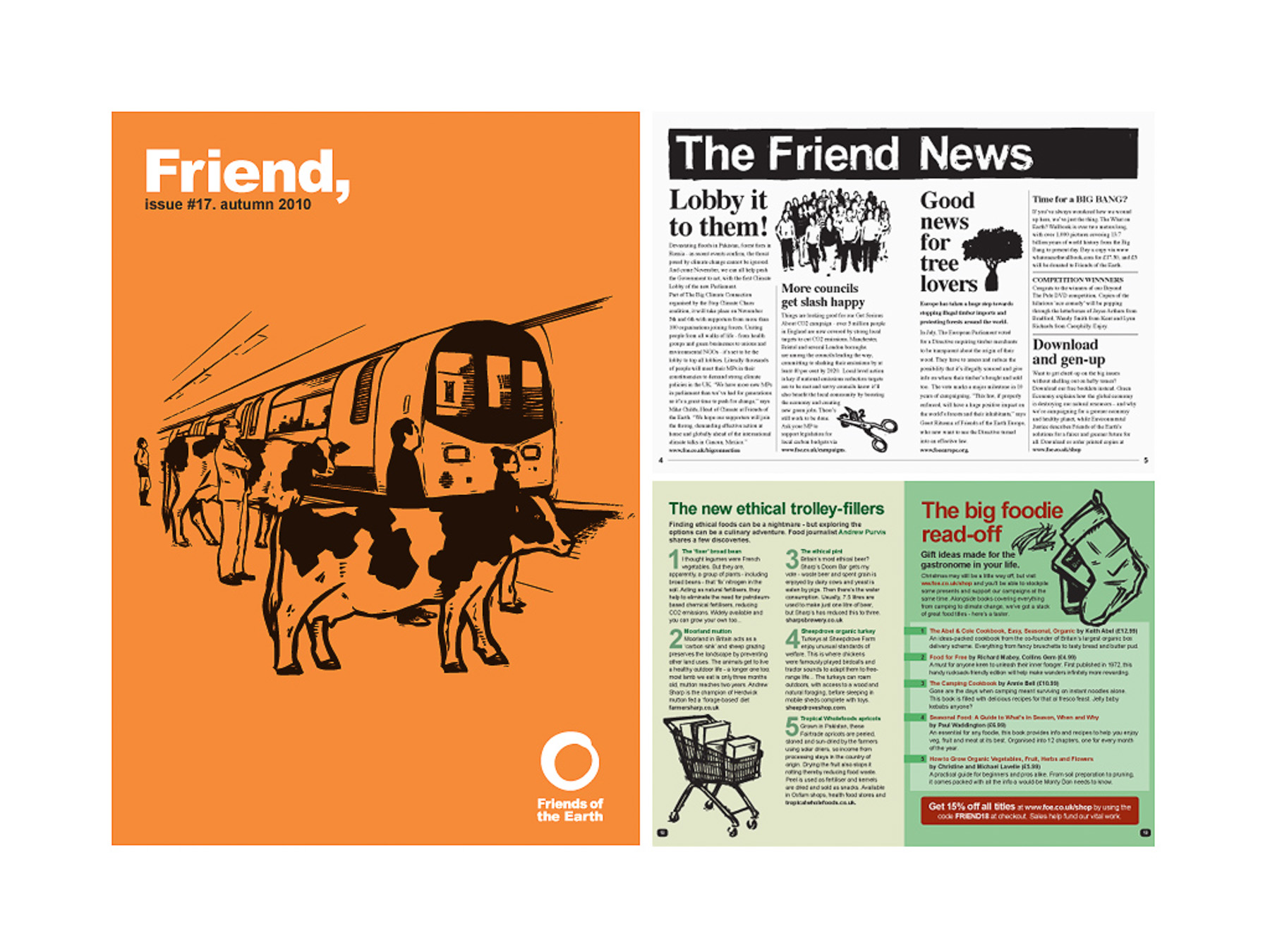 Friends of the Earth Booklet -