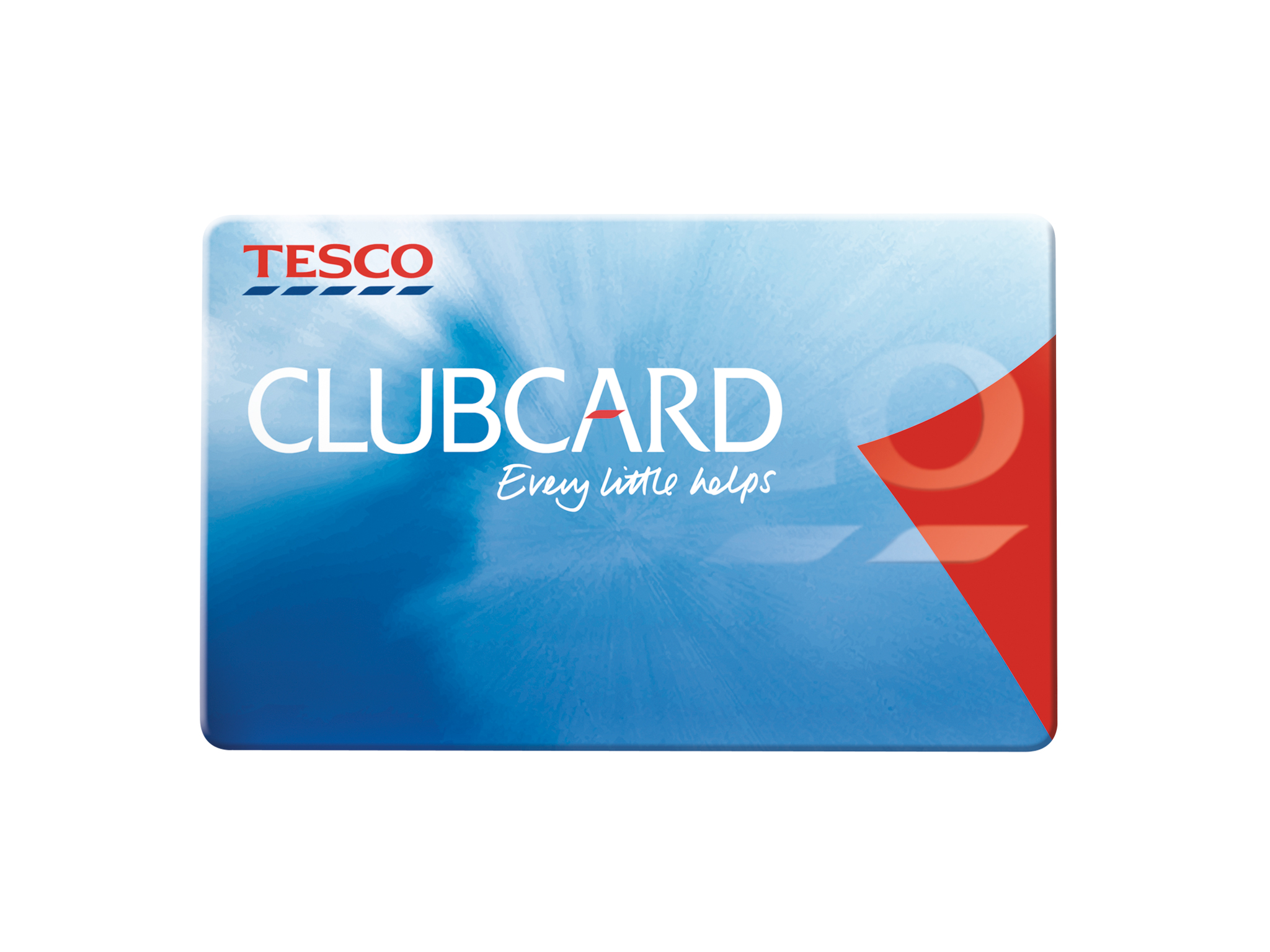 Tesco Clubcard Logo and Branding -
